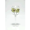 "16"" Tall Bubble Wine Glass Vase-Single Piece"
