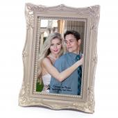 Fancy Ornate Gold Frame - 4