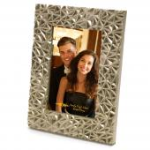 "Refined Gold Diamond Cut Frame - 4"" x 6"""