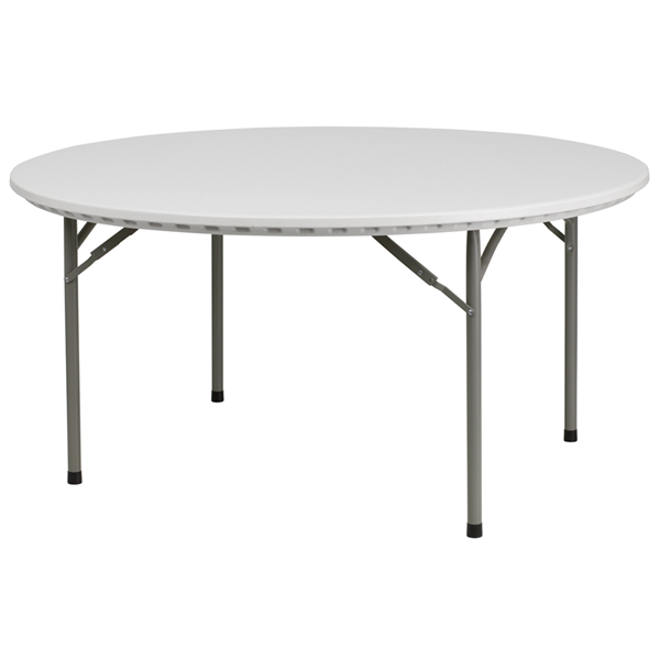 Round Resin Table Tall - 30 inch round office table