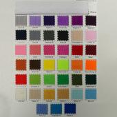 220 GSM Premium Quality Ruched Chair Cover By Eastern Mills - Spandex/Lycra - Many Color Options !