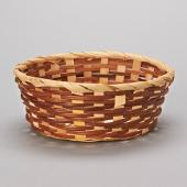 Decostar™ Centerpiece Round Wicker Baskets - 72 Pieces