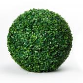 Decostar™ Artificial Plant Topiary Ball Boxwood Ball 19
