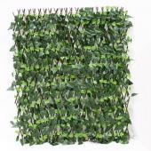 Decostar™ Accordian Ivy Lattice Fence  8' 4