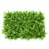 "Decostar™ Artificial Mixed Greenery Mat 23 x 15"" - 12 Pieces"