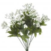 "Decostar™ Artificial Baby Breath Bouquet 16"" - 36 Pieces"