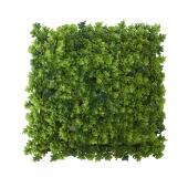 "Artificial 10"" x 10"" Clover Mat - 24 - Green"