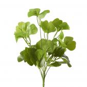Artificial Clover Leaf Bunch - Green - 15