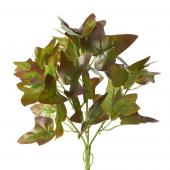 Artificial Ivy Leaf - Dark Green - 15