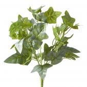 "Artificial Ivy Leaf - Green - 15"" - 48 Pieces"