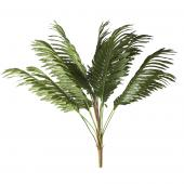 Artificial Fern/Palm Leaf Bunch - 24 Pieces