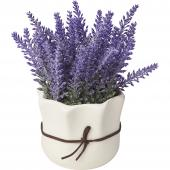 Artificial Lavender Plant  - 24 Pieces - Purple