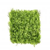 "Artificial Capsella bursa-pastoris Plant Mat 23""x 15"" - 12 Pieces"