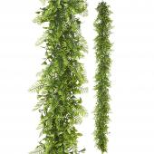 Artificial Mixed Greenery Garland - Style B - 62