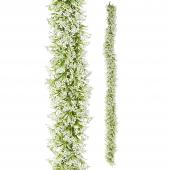 "Artificial Mixed Greenery Garland - Style C - 62"" Long - 24 Pieces"