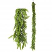 Artificial Mixed Greenery Garland - Style D- 62