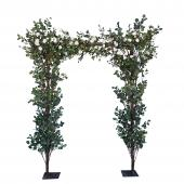 Artificial Green Arch  - 8½ ft