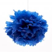"Decostar™ Tissue Paper Pomander Bag of 1 - Royal Blue - 16"" - 36 Pieces"