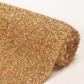 "Decostar™ Light Gold Sponge Lurex Roll - 22"" x 3yds"