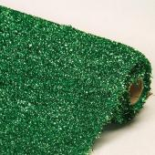 "Decostar™ Green Sponge Lurex Roll - 22"" x 3yds"