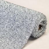 Decostar™ Silver Sponge Lurex Roll - 22