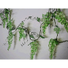 4ft Acrylic Green Grape Garland