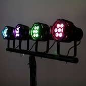 T - Bar Light Kit W/ 4 Par 575 Lights!