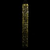 DecoStar™ 5ft Long Champagne Bubbles Chandelier - Gold
