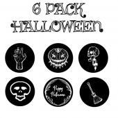 Halloween 6 Pack - 1