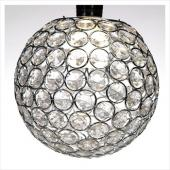 DISCONTINUED ITEM - Decostar™ Crystal Chandelier Sphere 6½