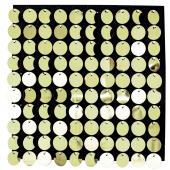 Decostar™ Shimmer Wall Panels - 24 Tiles - Champagne