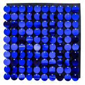 Decostar™ Shimmer Wall Panels - 24 Tiles - Royal Blue