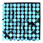 Decostar™ Shimmer Wall Panels - 24 Tiles - Turquoise