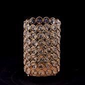 Decostar™ Crystal Gem Pillar Votive Candle Holder 6