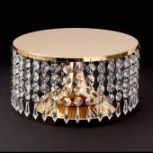 Decostar™ Crystal Beaded Cake Stand & Centerpiece Riser 10