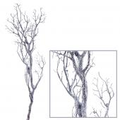 Decostar™ Manzanita Glitter Tree Branch 47