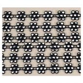 Decostar™ Rhinestone Trimming - Black - 10 Yards - 12 Pieces