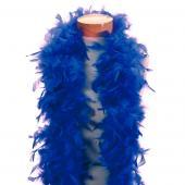 Decostar™ 6.5 FT Long Boas - 24 Pieces - Royal Blue