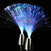 Decostar™ Fiber Optic Centerpiece Light - 18 Pieces