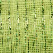 "Decostar™ Decorative Poly Mesh Roll w/ Matching Metallic Stripes - MANY COLOR OPTIONS - 10 Rolls - 21"" x 10 YARDS"