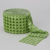 Decostar™ Diamond Mesh - Apple Green