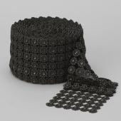 Decostar™ Diamond Mesh - Black