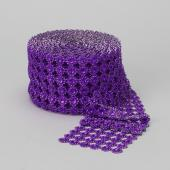 Decostar™ Diamond Mesh - 6 Rolls - Purple