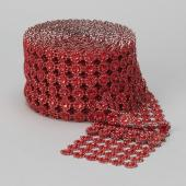 Decostar™ Diamond Mesh - 6 Rolls - Red