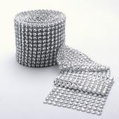 Decostar™ Diamond Mesh - Silver