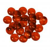 Decostar™ Décor Marbles - 40 Bags - Orange