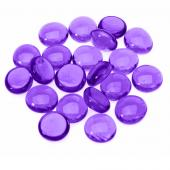 Decostar™ Décor Marbles - 40 Bags - Purple