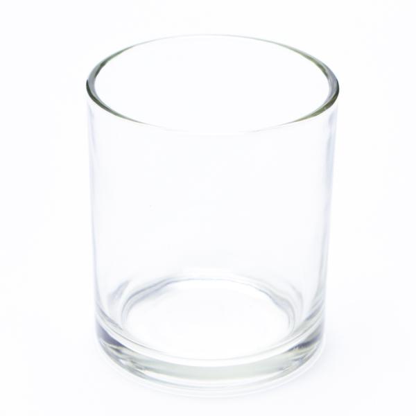 Decostar Round Glass Votive Candle Holder 12 Pcs 2 X 3 Clear