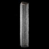 DecoStar™ 9ft Square Crystal Column - STUNNING!