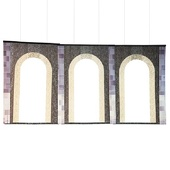 Majestic Hanging Arches Kit